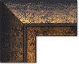 Contemporary Gold Mount