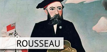 Henri Rousseau Art in Bulk