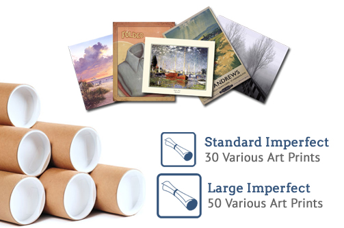 Art Print Bargain Packs