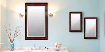 Custom Bathroom Mirror in bulk