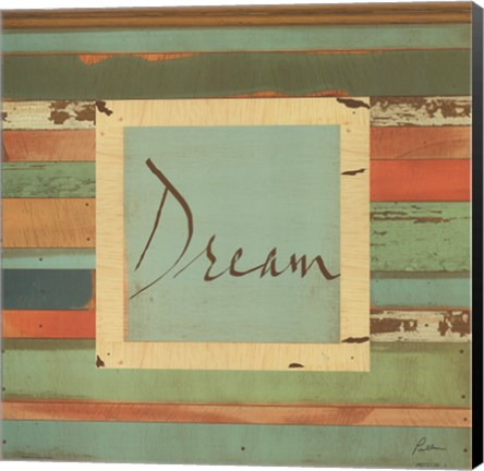 Framed Dream Print